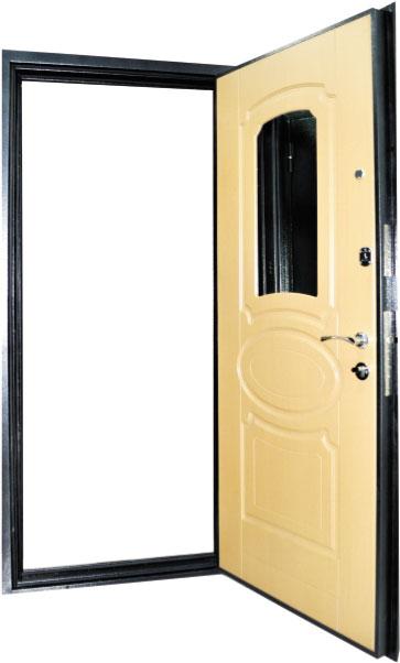 железные двери под заказ в климовске